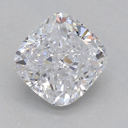 0.9-CARAT Cushion DIAMOND
