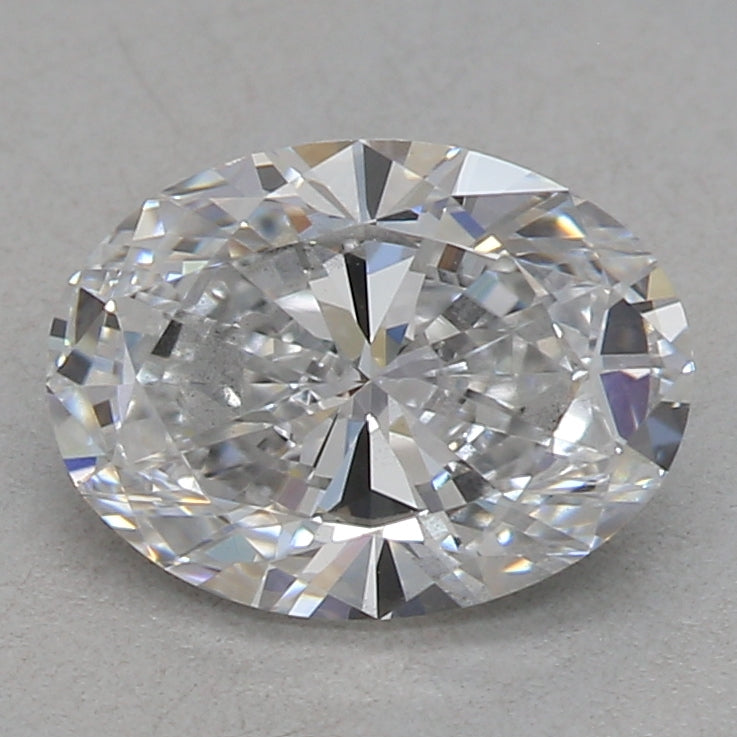 0.91-CARAT Oval DIAMOND