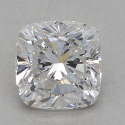 0.91-CARAT Cushion DIAMOND