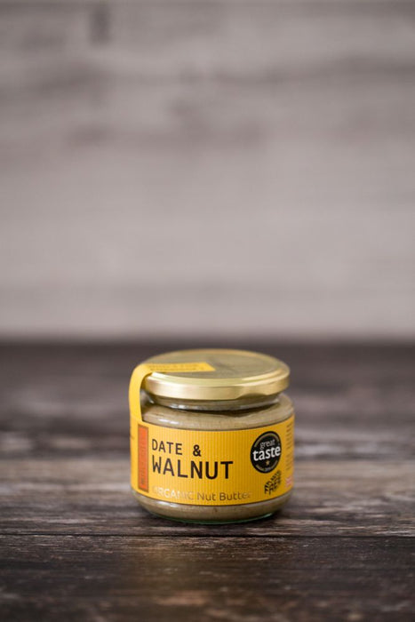 Date & Walnut Nut Butter