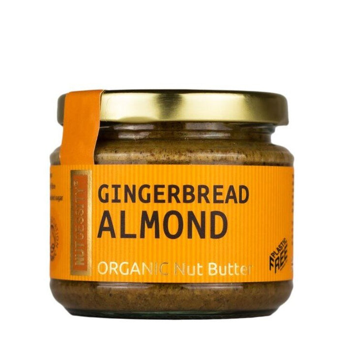 Gingerbread Almond Nut Butter
