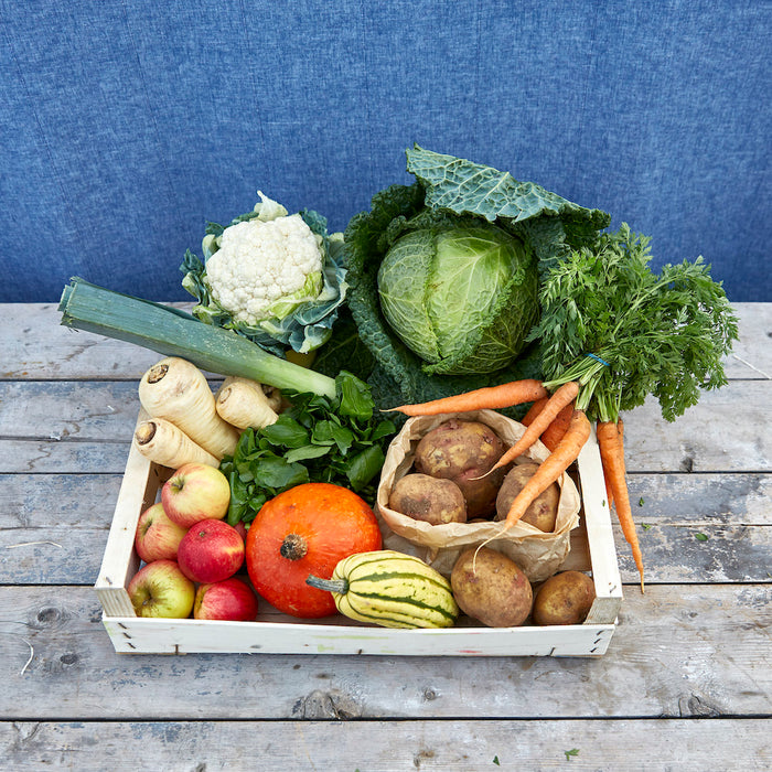 Kingfisher Farm Seasonal Veg Box