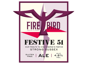 Festive 51 Strong Sussex Best Ale