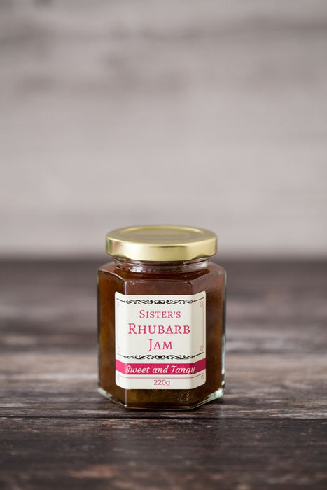 English Rhubarb Jam