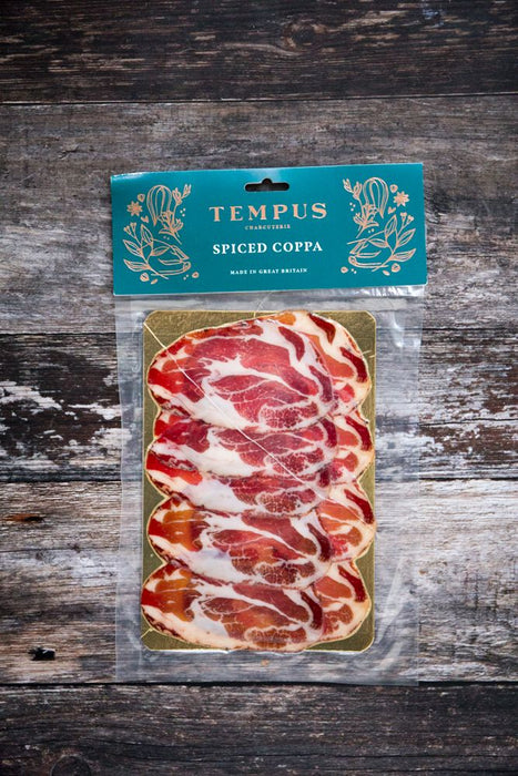 Spiced Coppa