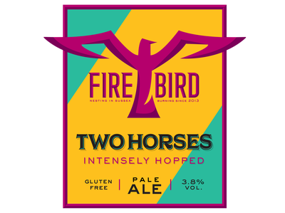 Firebird - Two horses pale ale