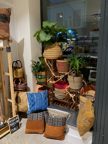 African Inspired Home Decor POPUP