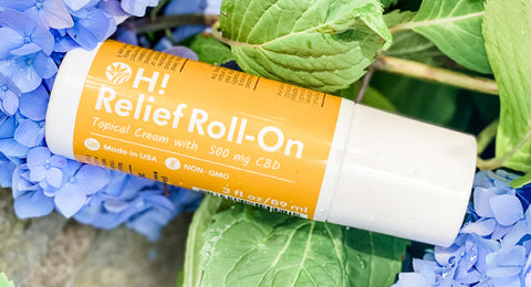 OH! Relief Roll-On