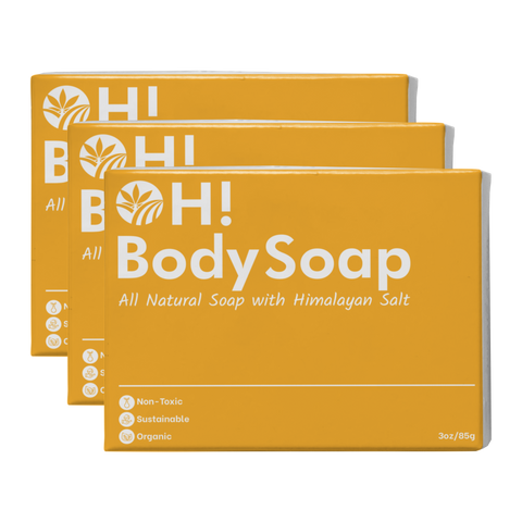 Oley Hemp Body Soap