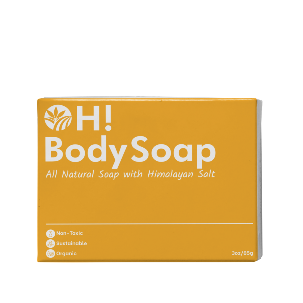 OH! Body Soap