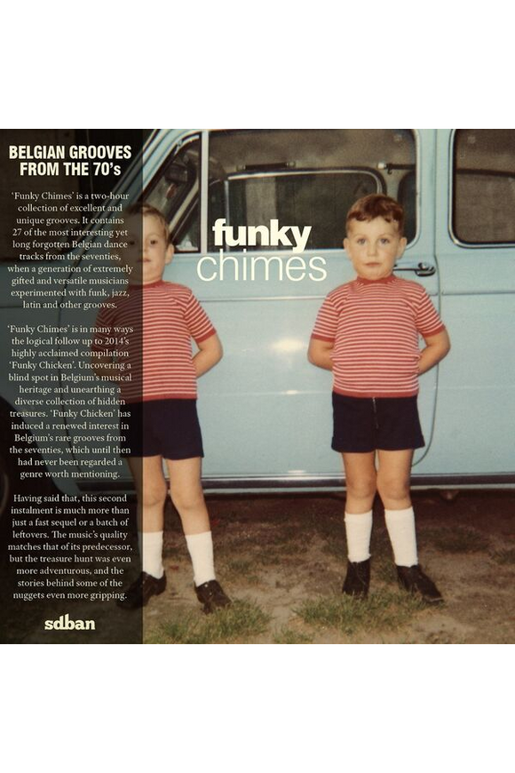 FUNKY CHIMES (DELUXE 2CD)