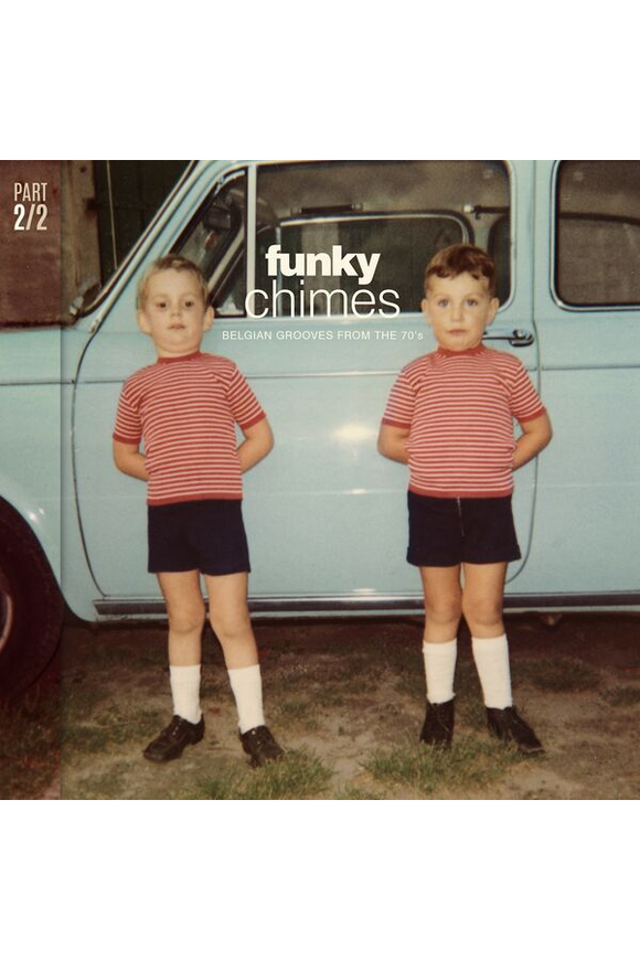 FUNKY CHIMES PART 2 (DELUXE 2LP)