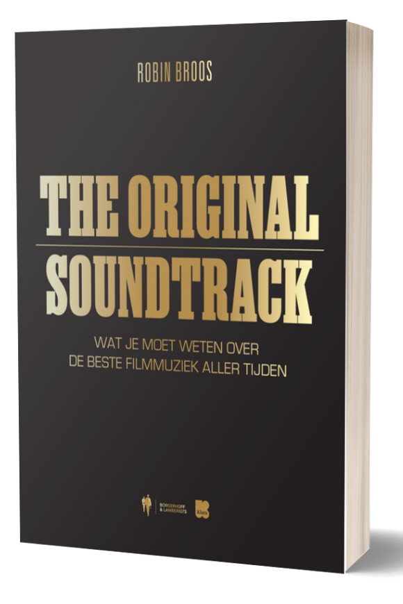 THE ORIGINAL SOUNDTRACK (BOEK)