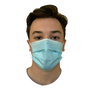 Disposable Face Mask (50 Count) In Stock in Montgomery County, Pennsylvania
