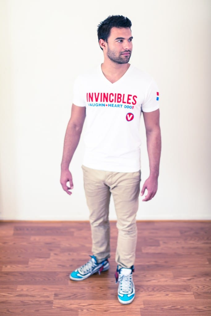 Vaughn de Heart Invincibles Lookbook 1
