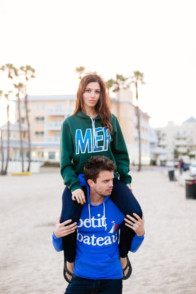 Vaughn de Heart La Mer Collection petit bateau mer hoodie allen and leah full no words 1