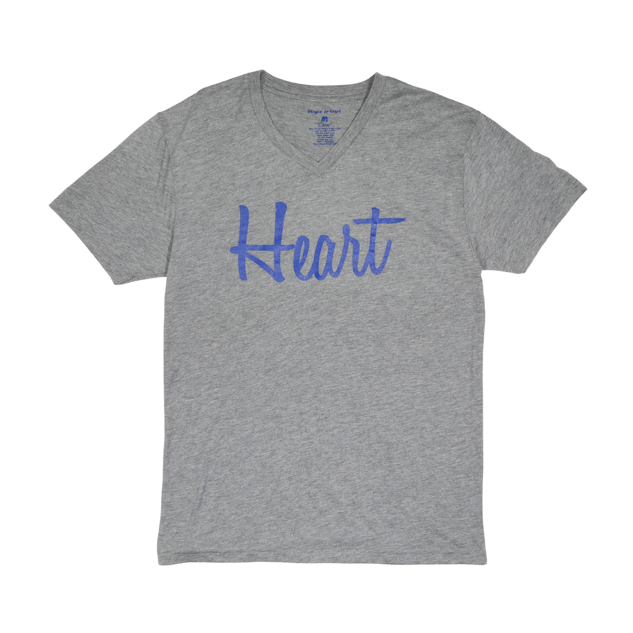 Heart V neck - Vaughn de Heart