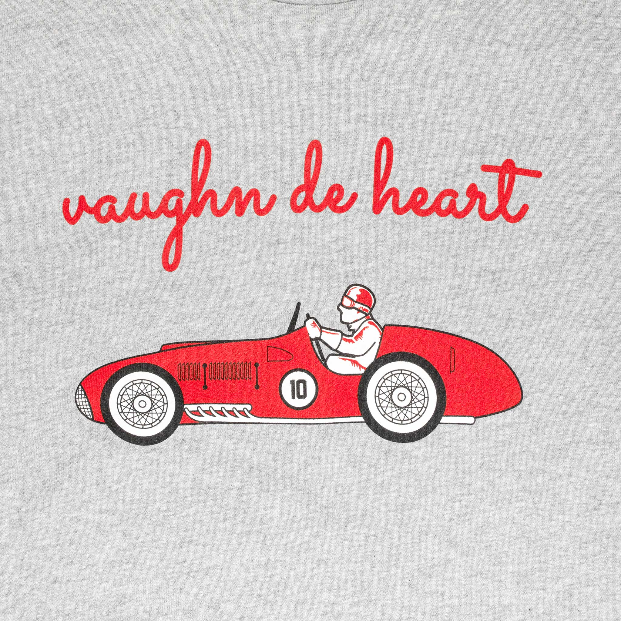 F1 Sweatshirt -  Uno Zero Automobilismo Sweater - Vaughn de Heart