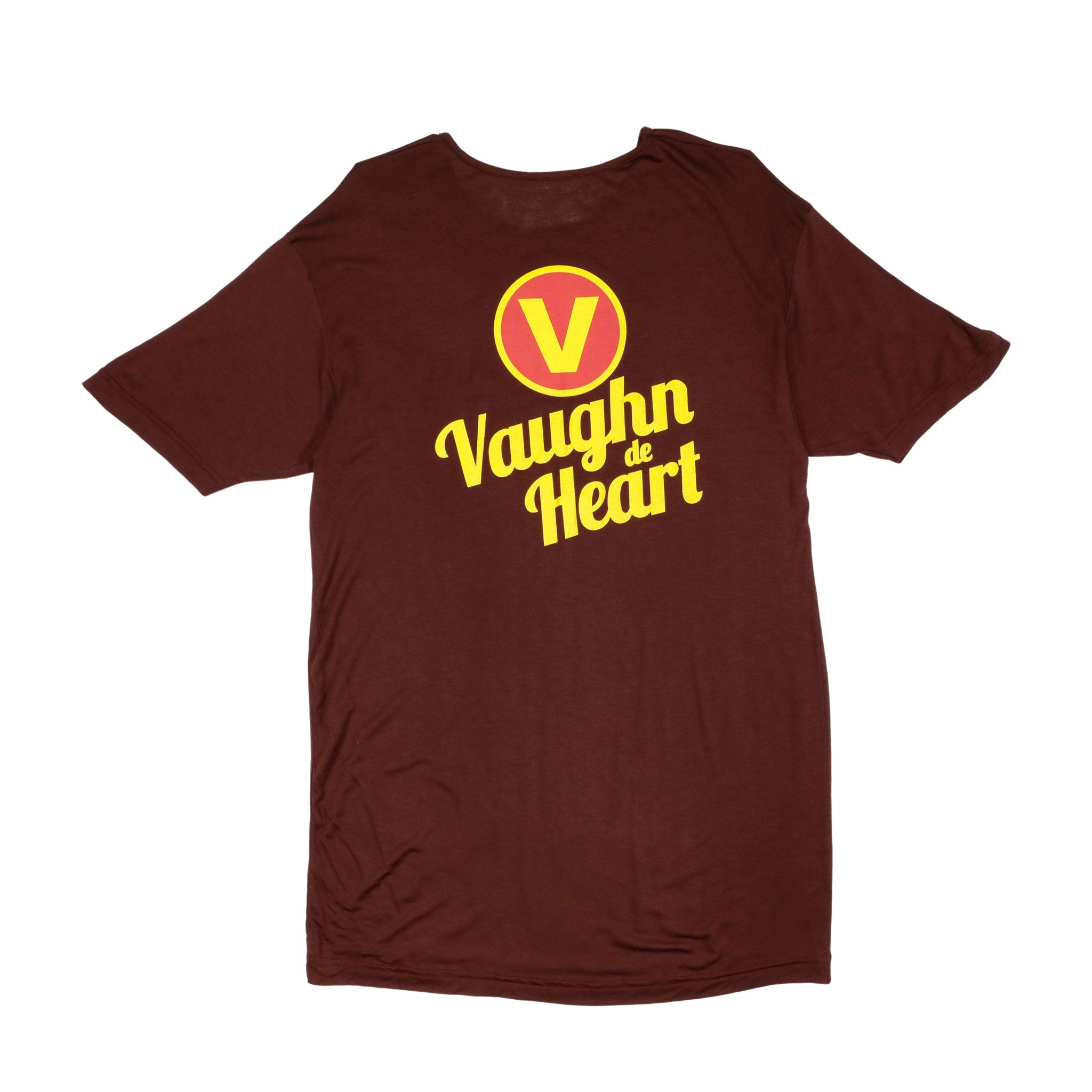 Retro Logo T shirt - Vaughn de Heart