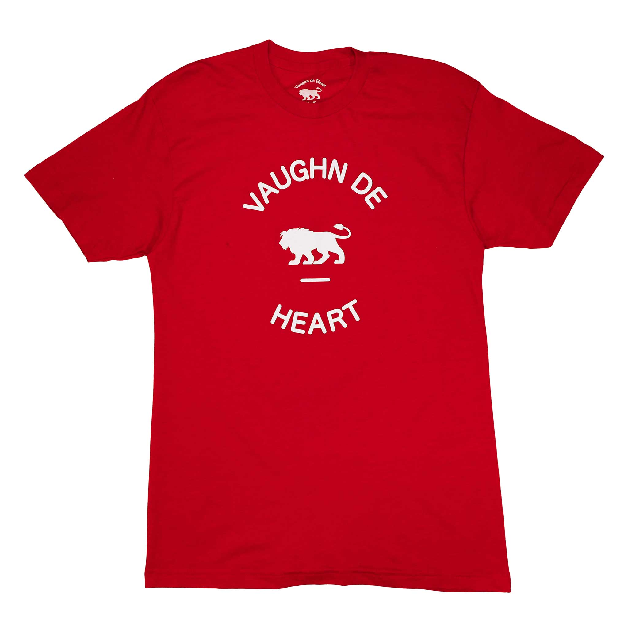 Circle Lion T Shirt - Vaughn de Heart