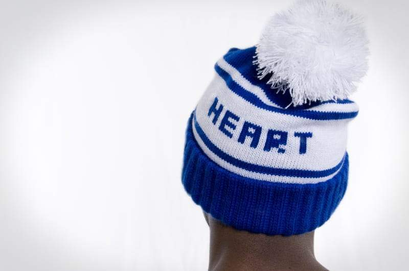 Heart Beanie - Vaughn de Heart