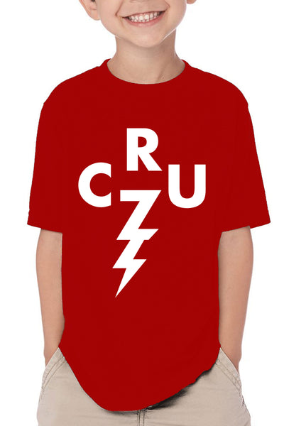 "Dominick Cruz ""CruzBolt"" Kids T Shirt"