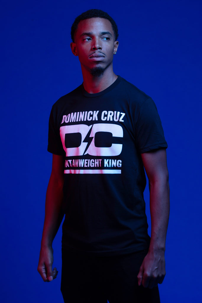 "Dominick Cruz ""DCBolt"" Adult T Shirt"
