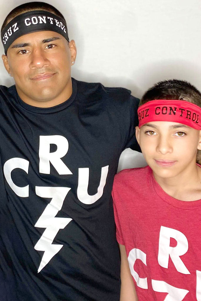 "Dominick Cruz ""Cruz Control"" Headbands"