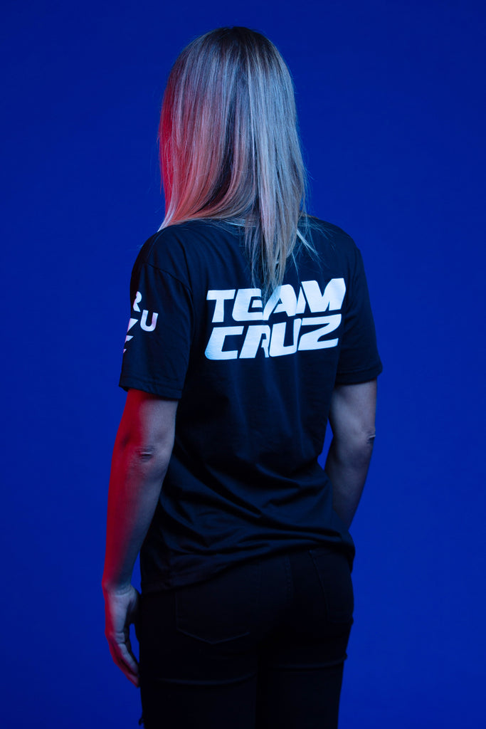 "Dominick Cruz ""TeamCruz"" Adult T Shirt"
