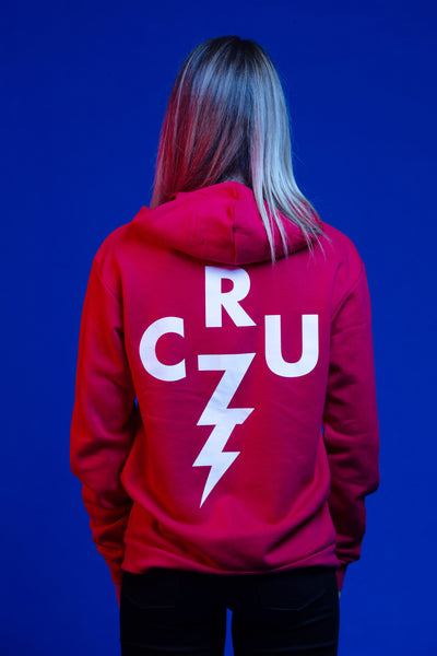 "Dominick Cruz ""CruzBolt"" Adult Lightweight Zip Hoodie"