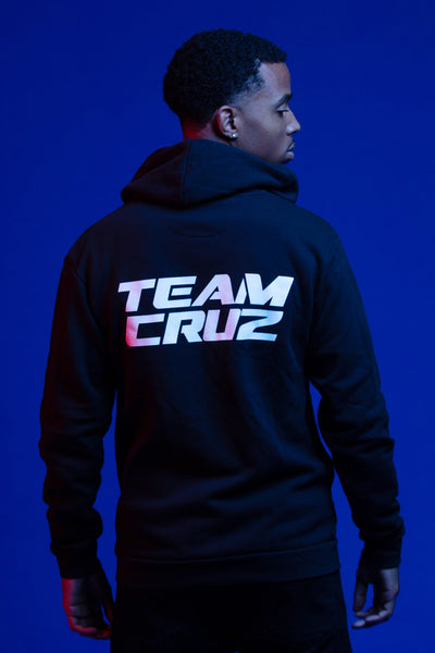 "Dominick Cruz ""TeamCruz"" Adult Lightweight Zip Hoodie"