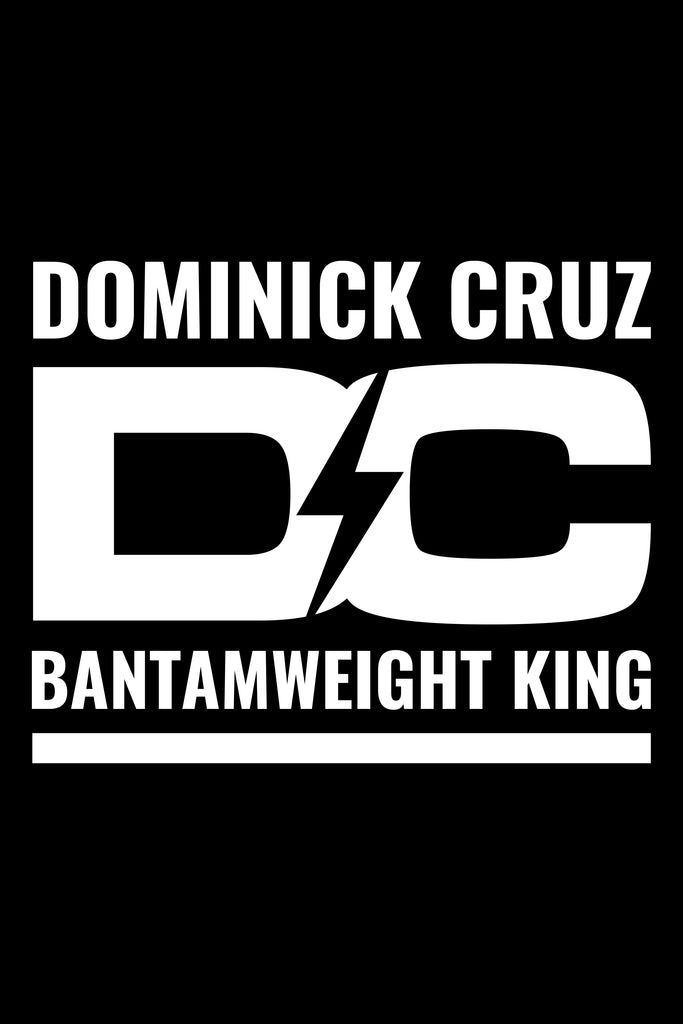 "35% OFF Dominick Cruz ""DCBolt"" Adult T Shirt"