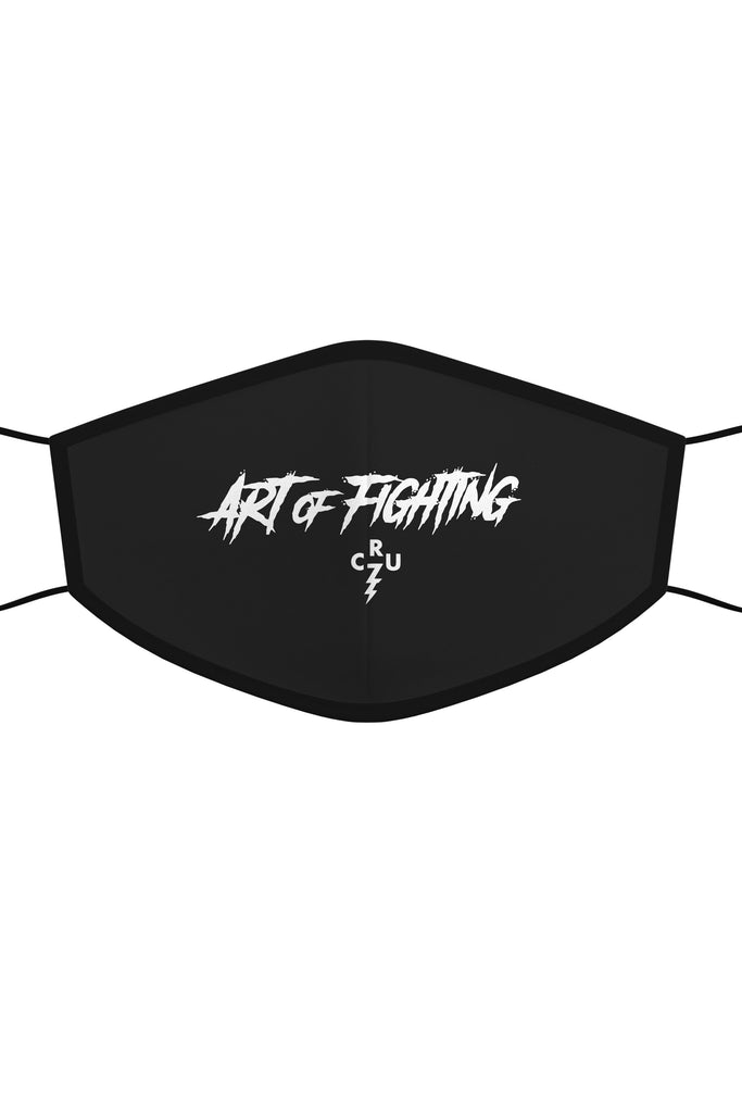 "Dominick Cruz ""Art of Fighting"" Mask"