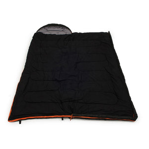 Sleeping Bag - open