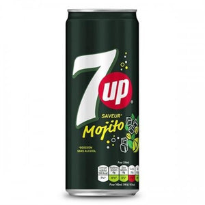 7-Up Mojito (France) 330ml - Candy Mail UK