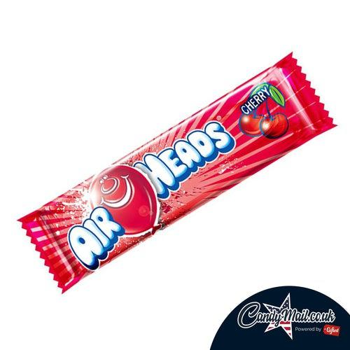 Airheads Cherry Bar 15.6g - Candy Mail UK