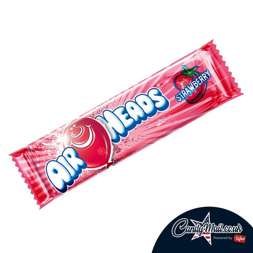 Airheads Strawberry Bar 15.6g - Candy Mail UK