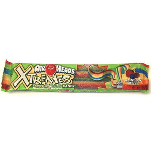 Airheads Xtreme Belts Rainbow Berry 56g - Candy Mail UK