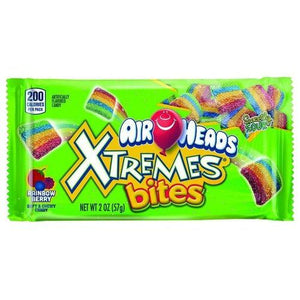 Airheads Xtreme Bites 57g - Candy Mail UK