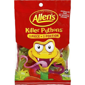 Allens Killer Pytons 192g - Candy Mail UK