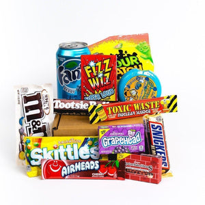 American Candy Treat Box - Candy Mail UK