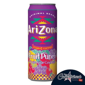 Arizona Fruit Punch 680ml - Candy Mail UK