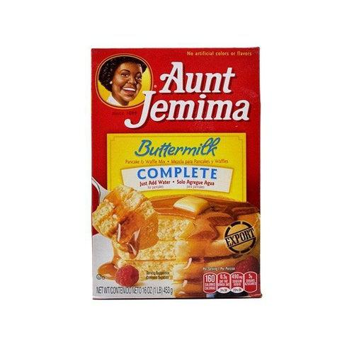 Aunt Jemima Buttermilk Complete Pancake Mix 453g - Candy Mail UK