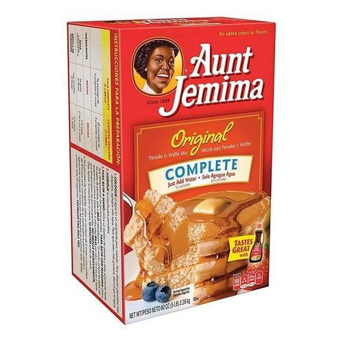 Aunt Jemima Complete Pancake Mix 2.26kg - Candy Mail UK