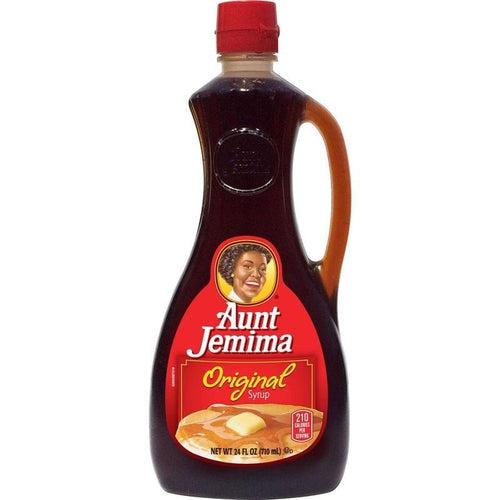 Aunt Jemima Pancake Syrup 710ml - Candy Mail UK