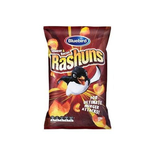 Load image into Gallery viewer, Bluebird Rashuns 120g - Candy Mail UK