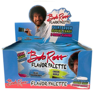 Boston America Bob Ross Flavour Pallet Candy 24g - Candy Mail UK