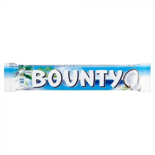Bounty Chocolate Twin Bar 57g - Candy Mail UK