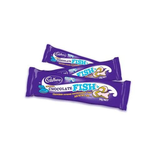 Cadbury's Chocolate Fish (Australian) 20g - Candy Mail UK