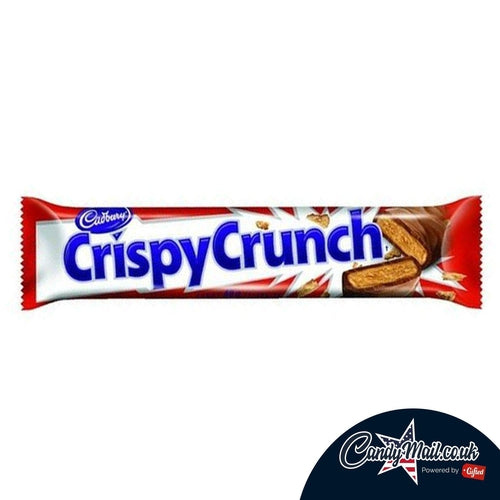 Cadbury's Crispy Crunch 48g - Candy Mail UK